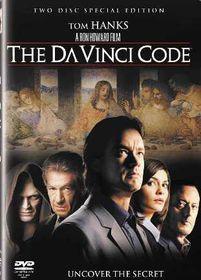Da Vinci Code (2006) (DVD)