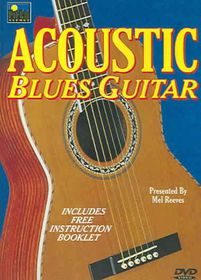 Acoustic Blues Guitar - (Region 1 Import DVD)