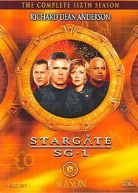 Stargate Sg 1:Season 6 - (Region 1 Import DVD)