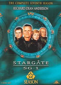 Stargate Sg 1:Season 7 - (Region 1 Import DVD)