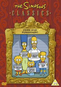 The Simpsons - Crime And Punishment (Import DVD)