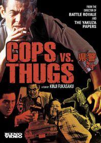 Cops Vs Thugs - (Region 1 Import DVD)