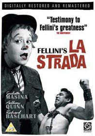 La Strada - (Import DVD)