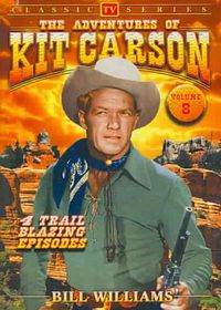Adventures of Kit Carson Vol 8 - (Region 1 Import DVD)