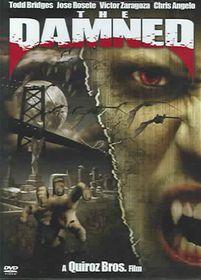 Damned - (Region 1 Import DVD)