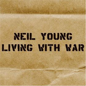 Neil Young - Living With War (CD)