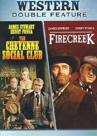Cheyenne Social Club/Fire Creek - (Region 1 Import DVD)