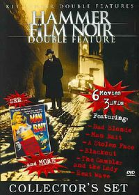 Hammer Film Noir Vol 1-3 - (Region 1 Import DVD)