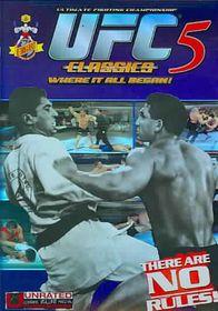 Ufc Classics 5 - (Region 1 Import DVD)