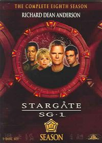 Stargate SG 1:Season 8 - (Region 1 Import DVD)