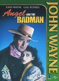 Angel and The Badman - (Import DVD)