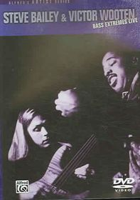 Bass Extremes Wooten & Bailey - (Region 1 Import DVD)
