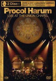 Procol Harum-Live At the Union (+ CD.) - (Import DVD)