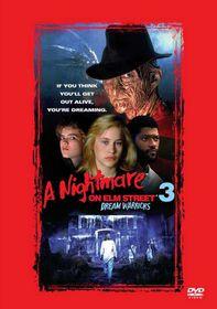 Nightmare On Elm Street 3: Dream Warriors (DVD)