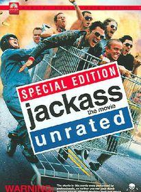 Jackass the Movie - (Region 1 Import DVD)