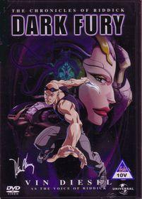 Chronicles of Riddick : Dark Fury (Animated)(DVD)