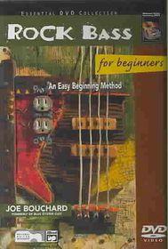 Rock Bass for Beginners - (Region 1 Import DVD)