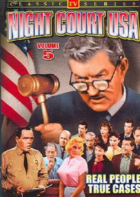 Night Court Vol 5 - (Region 1 Import DVD)