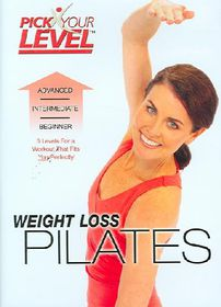 Pick Your Level Weight Loss Pilates - (Region 1 Import DVD)