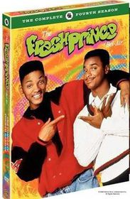 Fresh Prince Of Bel-Air Series 4 - (parallel import)