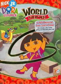 Dora the Explorer:World Adventure - (Region 1 Import DVD)