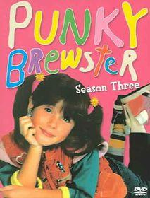 Punky Brewster Season Three - (Region 1 Import DVD)