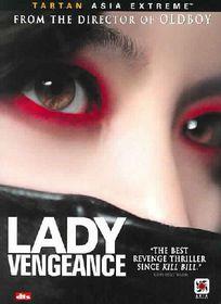 Lady Vengeance - (Region 1 Import DVD)