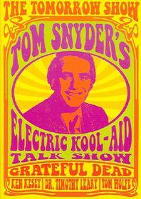 Tomorrow Show/Tom Snyder's Electric Kool-Aid Talk Show - (Region 1 Import DVD)