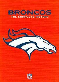 Nfl History of the Denver Broncos - (Region 1 Import DVD)