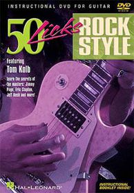 50 Licks Rock Style - (Import DVD)