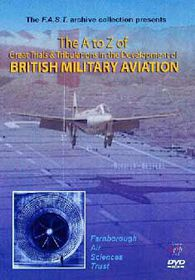 A-Z of British Military Aviat. - (Import DVD)