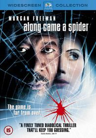 Along Came A Spider - (Import DVD)