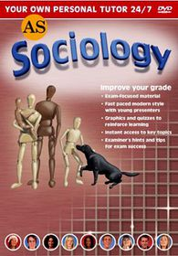 As Sociology (Interactive) - (Import DVD)