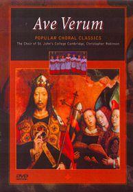 Ave Verum-Popular Choral Class - (Import DVD)