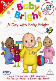 Baby Bright 3-A Day With - (Import DVD)