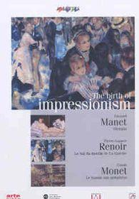 Birth of Impressionism - (Import DVD)