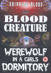 Blood Creature/Werewolf In A G (2 Films On 1) - (Import DVD)