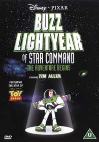 Buzz Lightyear Star Command. - (Import DVD)