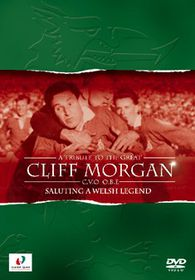 Cliff Morgan-A Tribute - (Import DVD)
