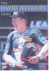 David Jefferies Story - (Import DVD)