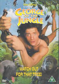 George of the Jungle - (Import DVD)