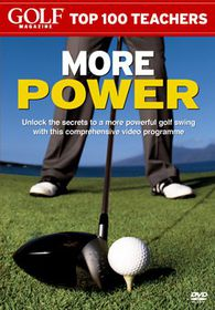 Golf-More Power - (Import DVD)