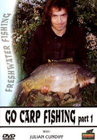 Julian Cundiff-Go Carp Fish.1 - (Import DVD)