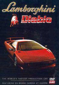 Lamborghini Diablo - (Import DVD)