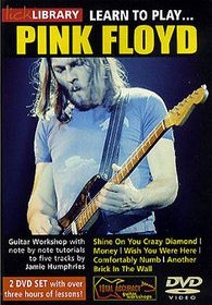 Learn To Play Pink Floyd (2 Discs) - (Import DVD)