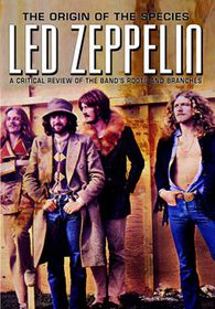 Led Zeppelin - Origin of the Species - (Import DVD)