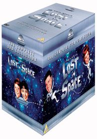 Lost In Space-Complete Box Set (23 Discs) - (Import DVD)