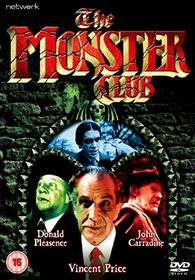 Monster Club - (Import DVD)