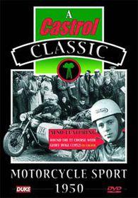 Motorcycle Sport 1950 - (Import DVD)