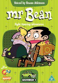 Mr.Bean Vol.1 (Animated) - (Import DVD)